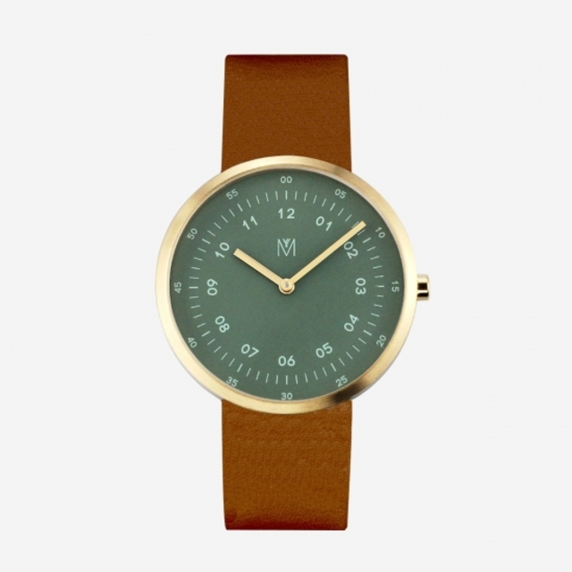 DUSTY OLIVE BROWN 40mm