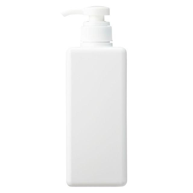 PET詰替ボトル・ホワイト 600ml
