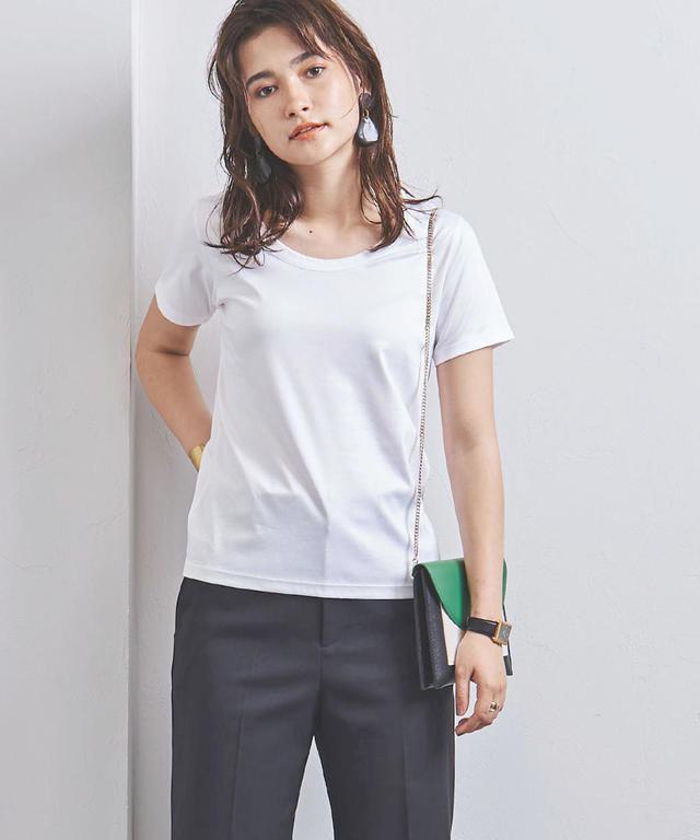 UBCB Uネック Tシャツ