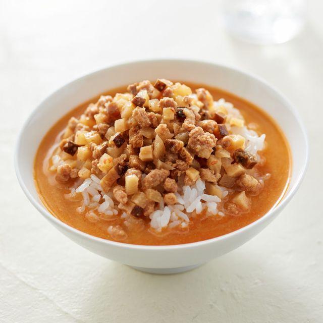 ごはんにかける 冷やし胡麻味噌担々スープ 160g(1人前)