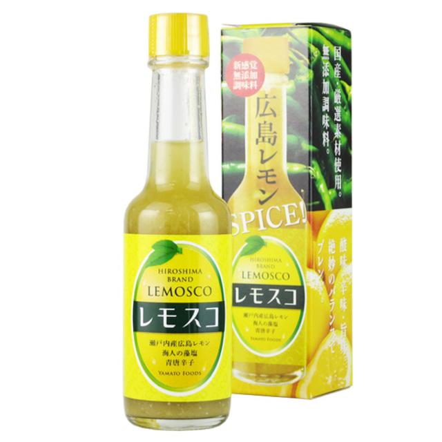 広島レモン レモスコ 60g