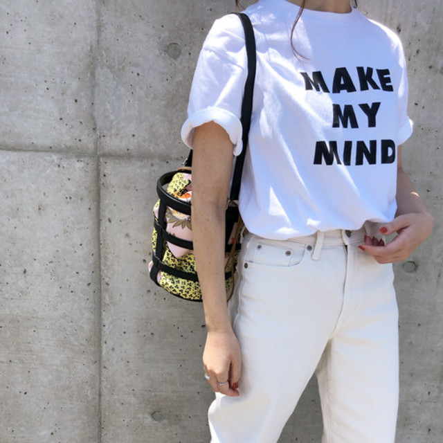 MAKE MY MIND T-shirt