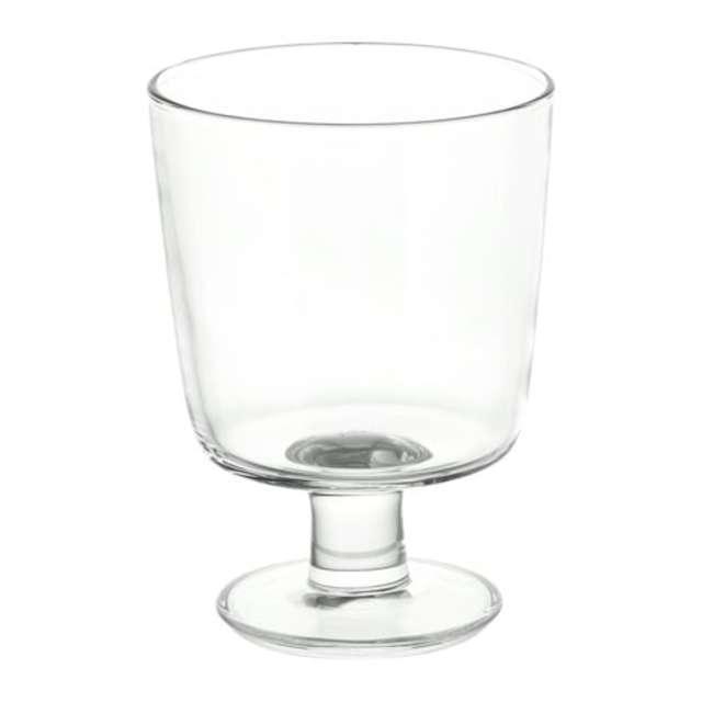 IKEA 365+ ゴブレット, クリアガラス