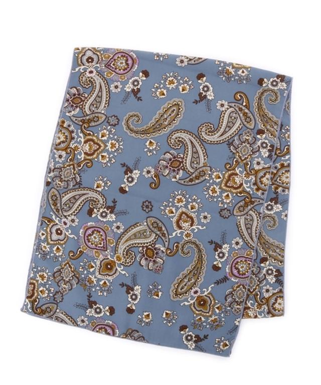 ペイズリーサッシュスカーフ