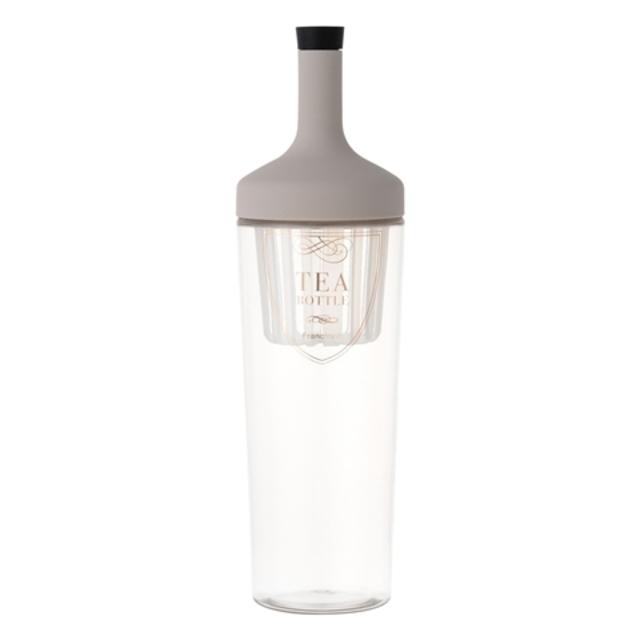 ティーボトル 1100ml ライトグレー