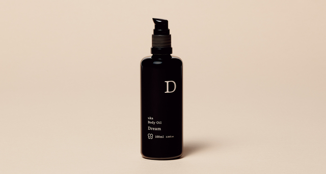 uka Body Oil Dream