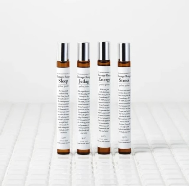 パルスポイント 全4種類の香り