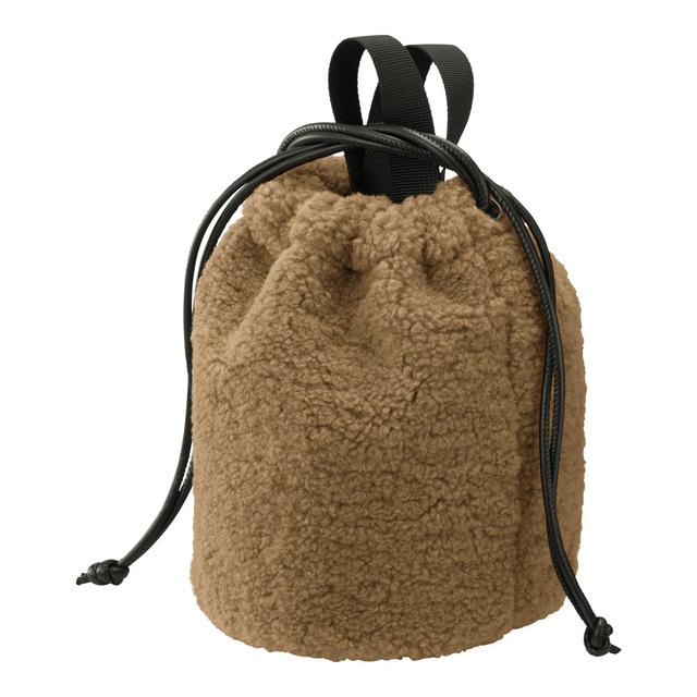 ボアドローストリングバッグ