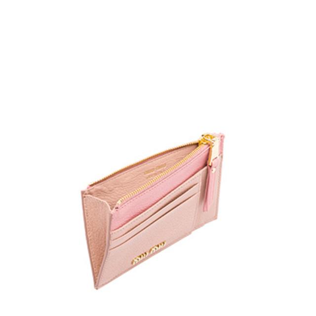 ツートーンマドラスレザー 財布