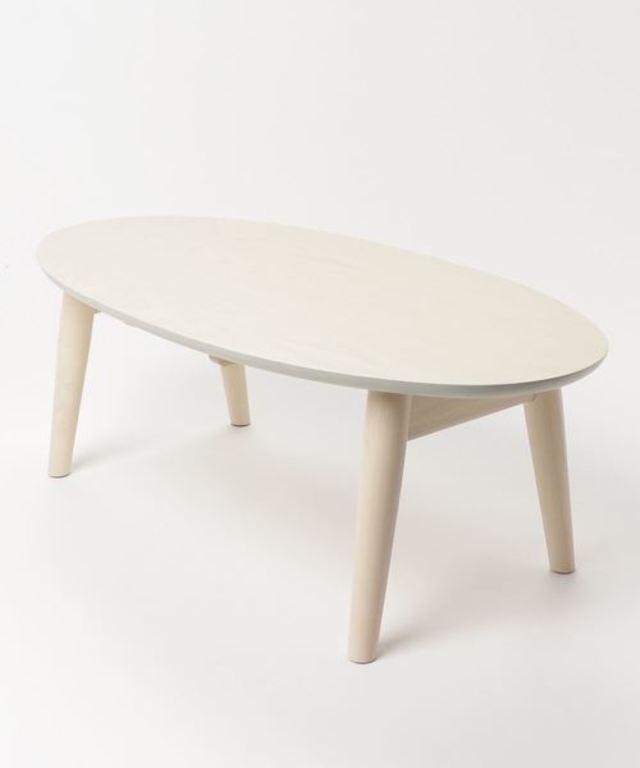 小ぶりのテーブル オーバル Sサイズ
