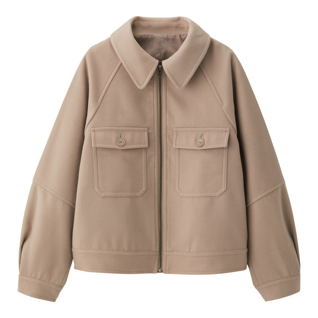 ビッグポケットジャケット