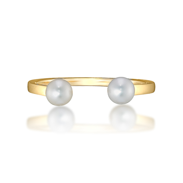 K10リングSNOW LIGHT-stacking holiday rings-