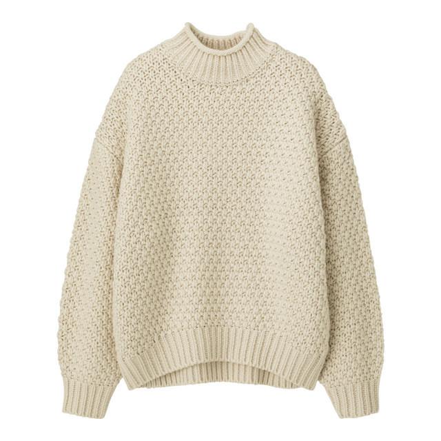 カノコハイネックセーター