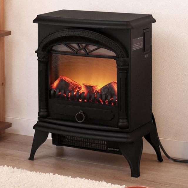 暖炉型ファンヒーター(IV18)