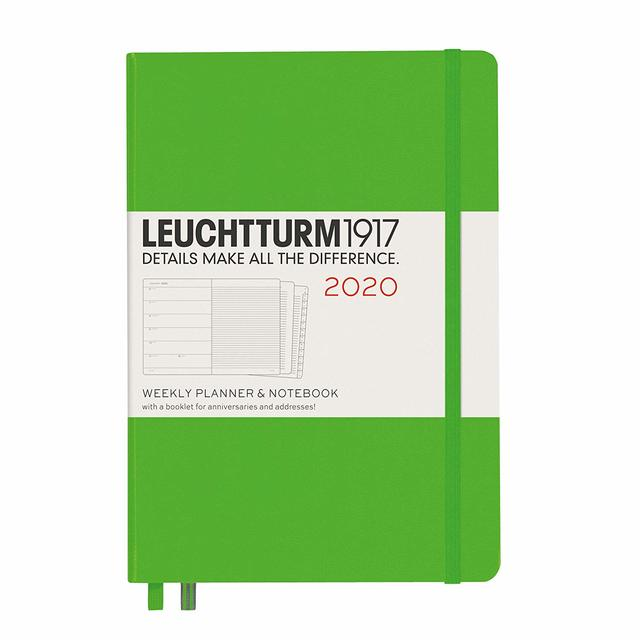 ロイヒトトゥルム 手帳 2020年 1月始まり