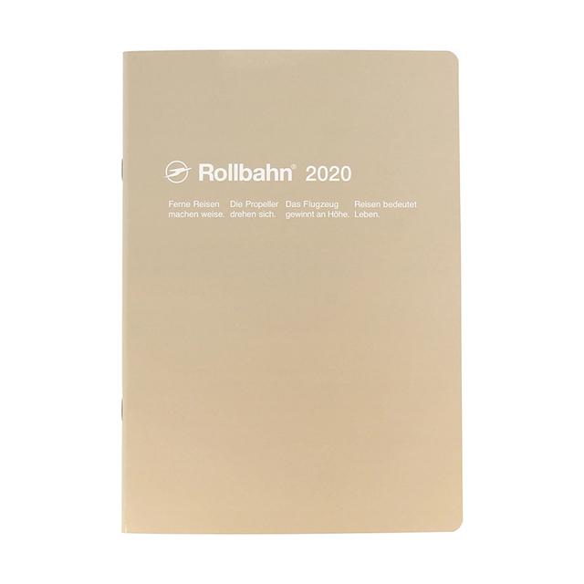 手帳 2020/ロルバーンノートダイアリーB5