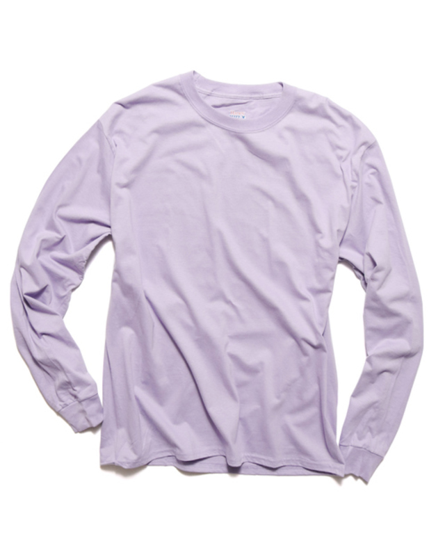 Bigsize Beefy Long Sleeve Tee
