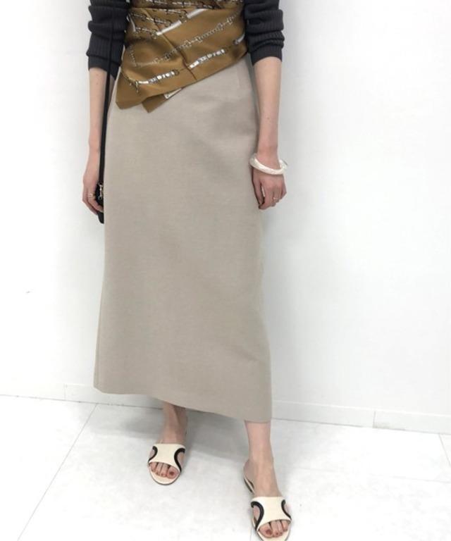 ライトツイードスカート