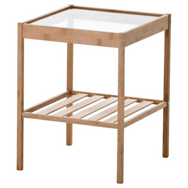 NESNA ネスナ ベッドサイドテーブル