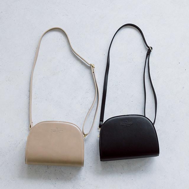 half moon shoulder bag 172B