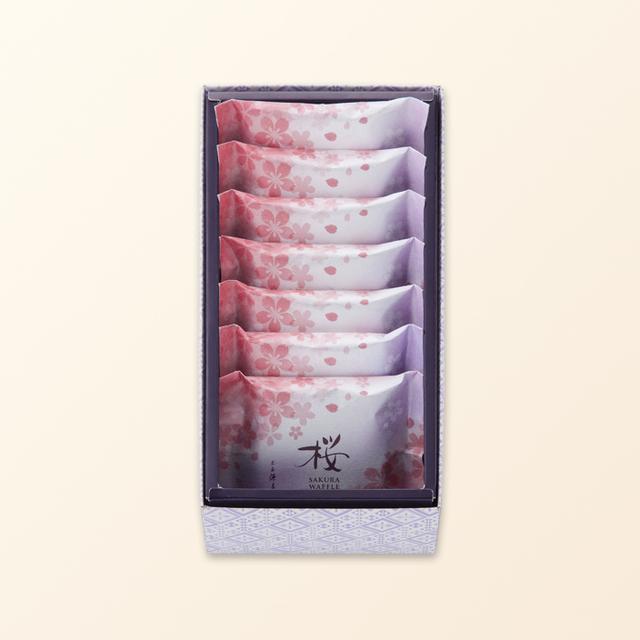 桜ヴァッフェル(7枚入)