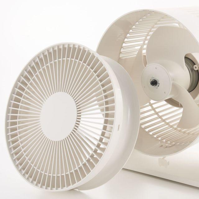 サーキュレーター(低騒音ファン)・ホワイト