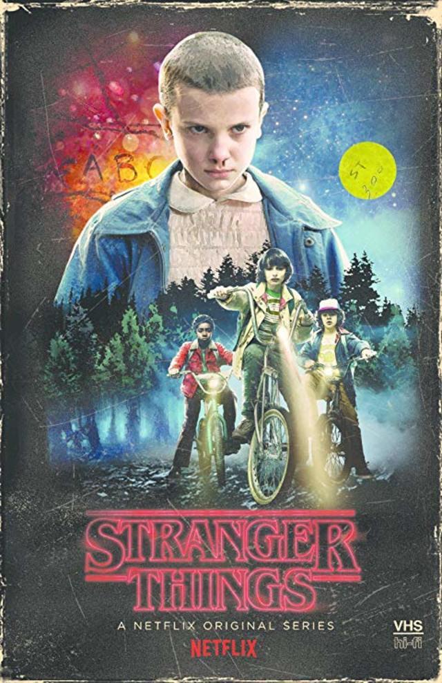 ストレンジャーシングス DVD&ブルーレイ ボックス