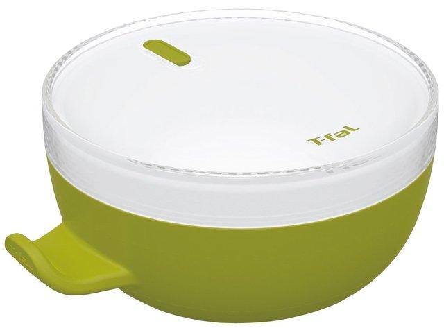 電子レンジ調理器具 クイックボウル グリーン キッチンツール K20401