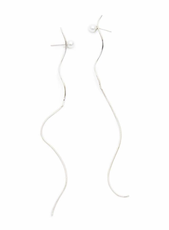 skinny line pearl pierce
