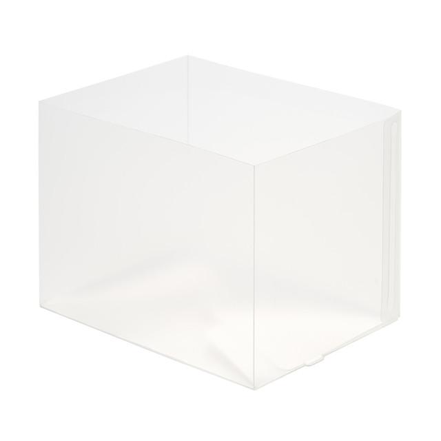 ポリプロピレンシート仕切りボックス・3枚組 幅15cm用