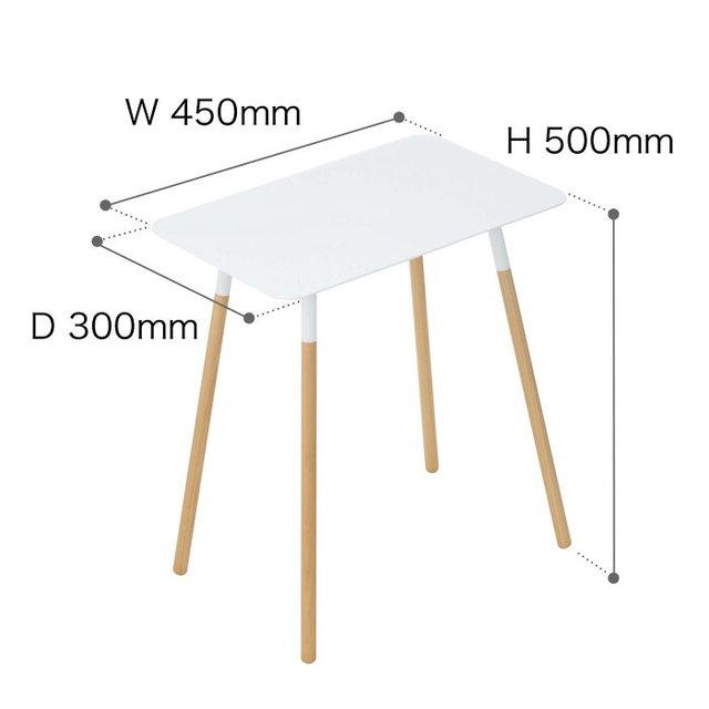PLAIN サイドテーブル 角型