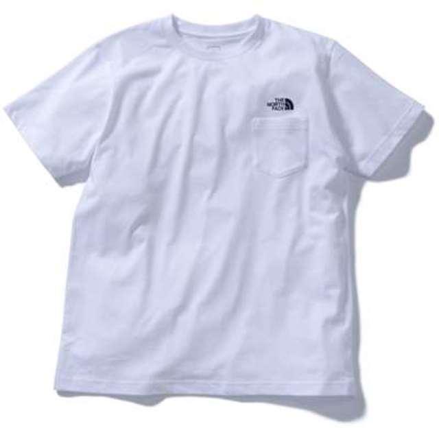 シンプルロゴポケットTシャツ