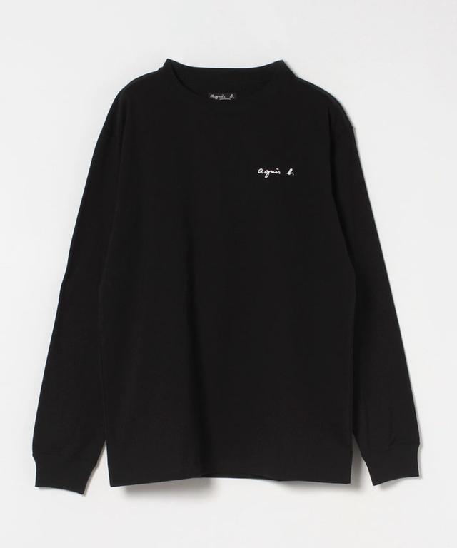 TSロゴTシャツ