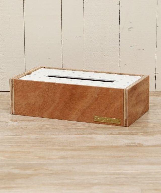 オリジナル ティッシュボックス