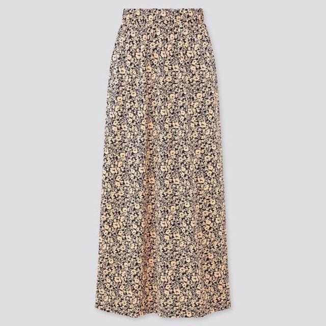 Joy of Printクレープジャージースカート(丈標準83~87cm)
