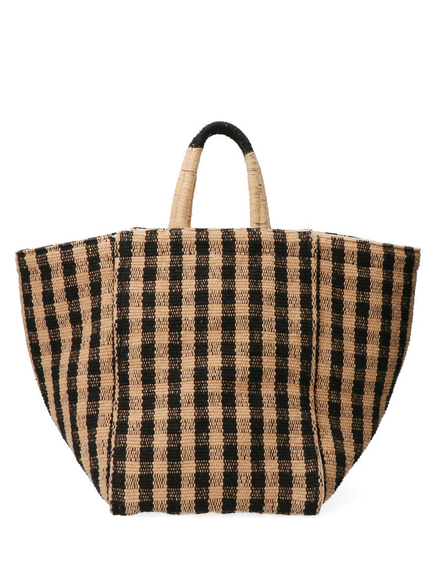 WOVEN TOTEBAG Lilas Campbell×H.V.F.N/15997900/80