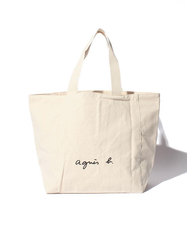 VOYAGE FEMME【WEB限定】GO03‐01 ロゴトートバッグ
