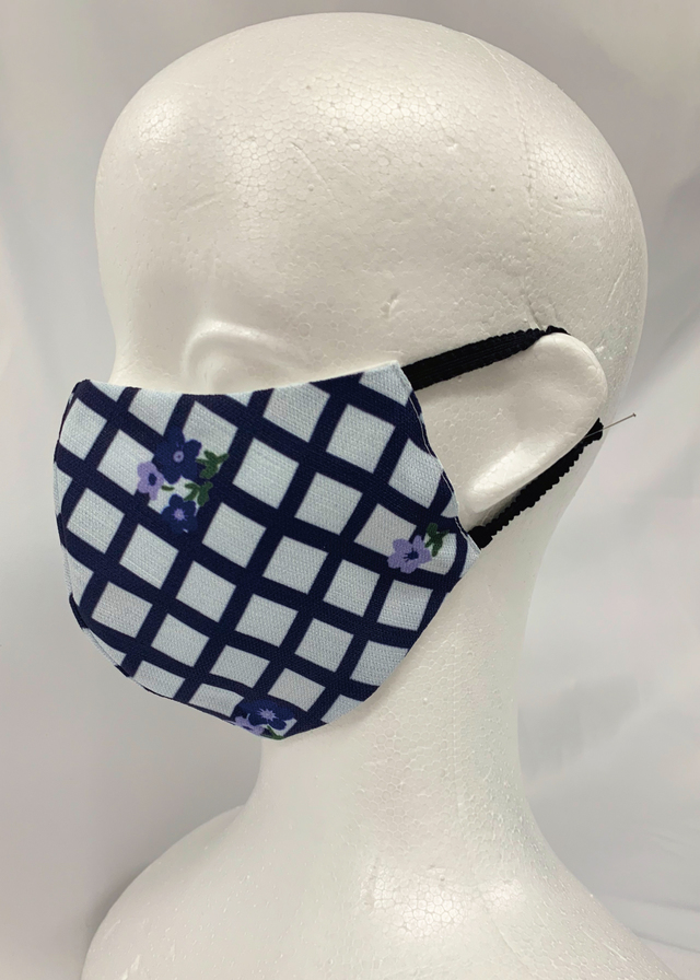 FORGET-ME-NOT MASK