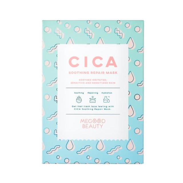 CICA SOOTHING REPAIR MASK 5EA