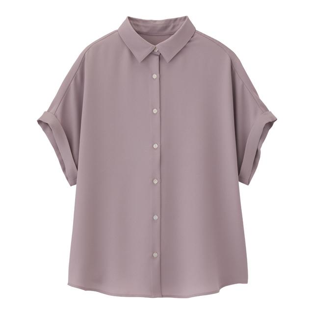 エアリーシャツ(半袖)