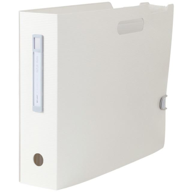 ドキュメントボックス ヨコA4 ホワイト
