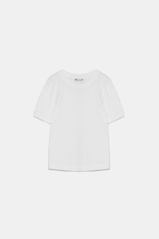 ユーズド加工入りTシャツ