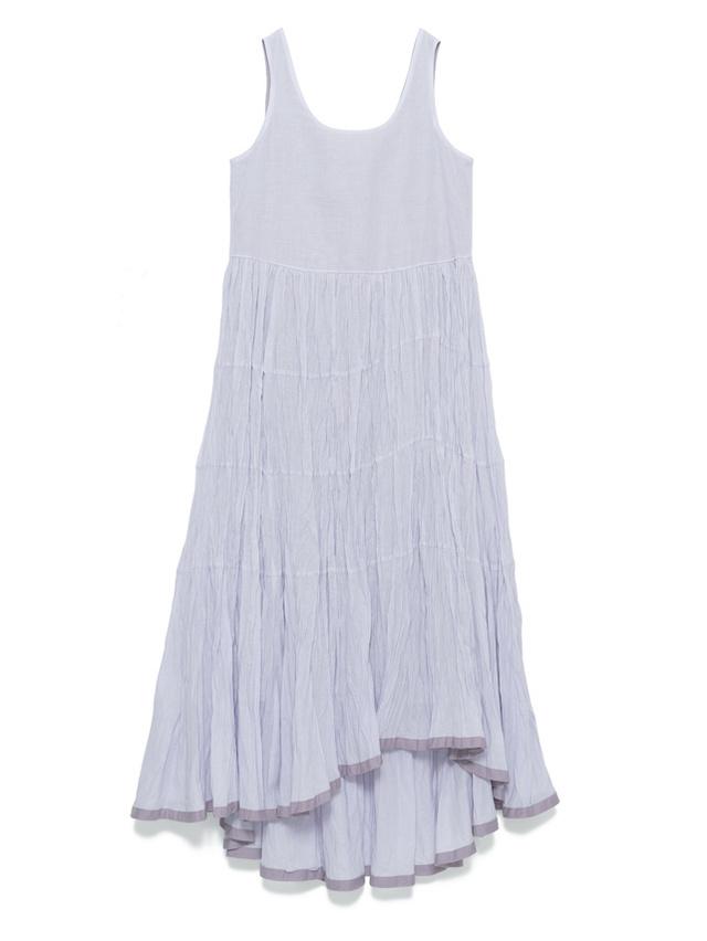 linen イレヘムドレス