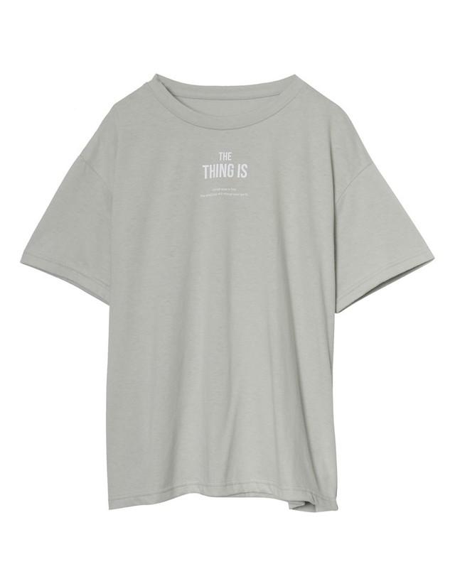コラボメッセージTシャツ