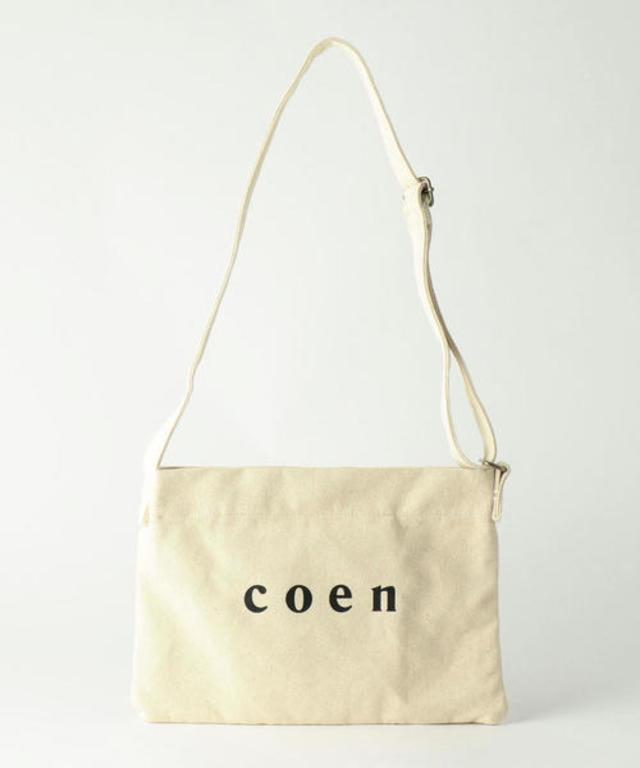 coen(コーエン)ロゴサコッシュ