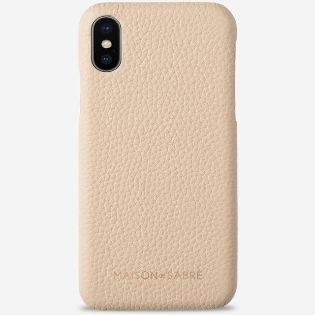 iPhone X/XS Case サハランヌード