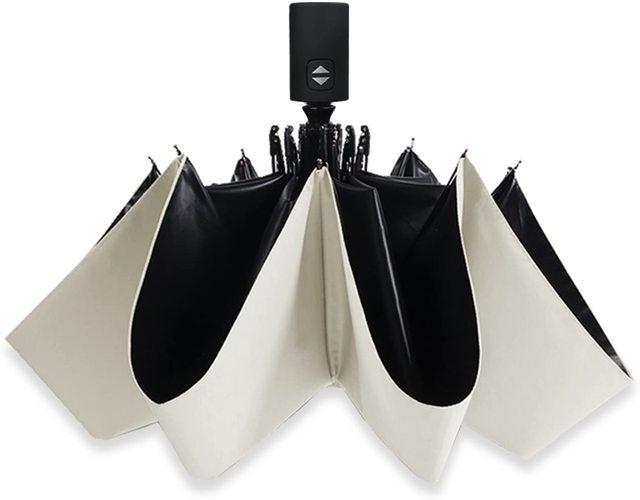 ワンタッチ 晴雨兼用 折り畳み傘