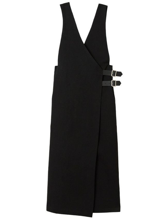 Trench jumper one-piece
