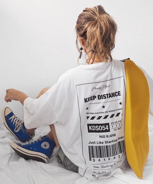 5415325 × StartingOver チャリティTシャツ