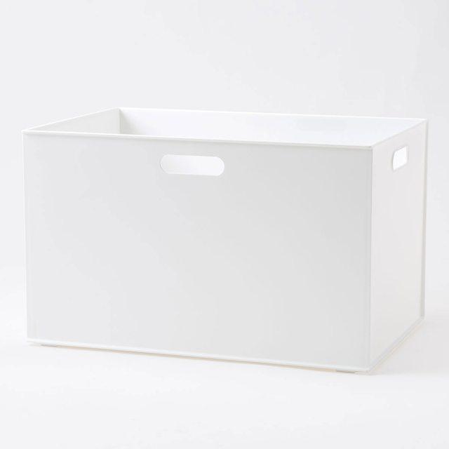 収納ケース Nインボックス(W) レギュラー(ホワイト)